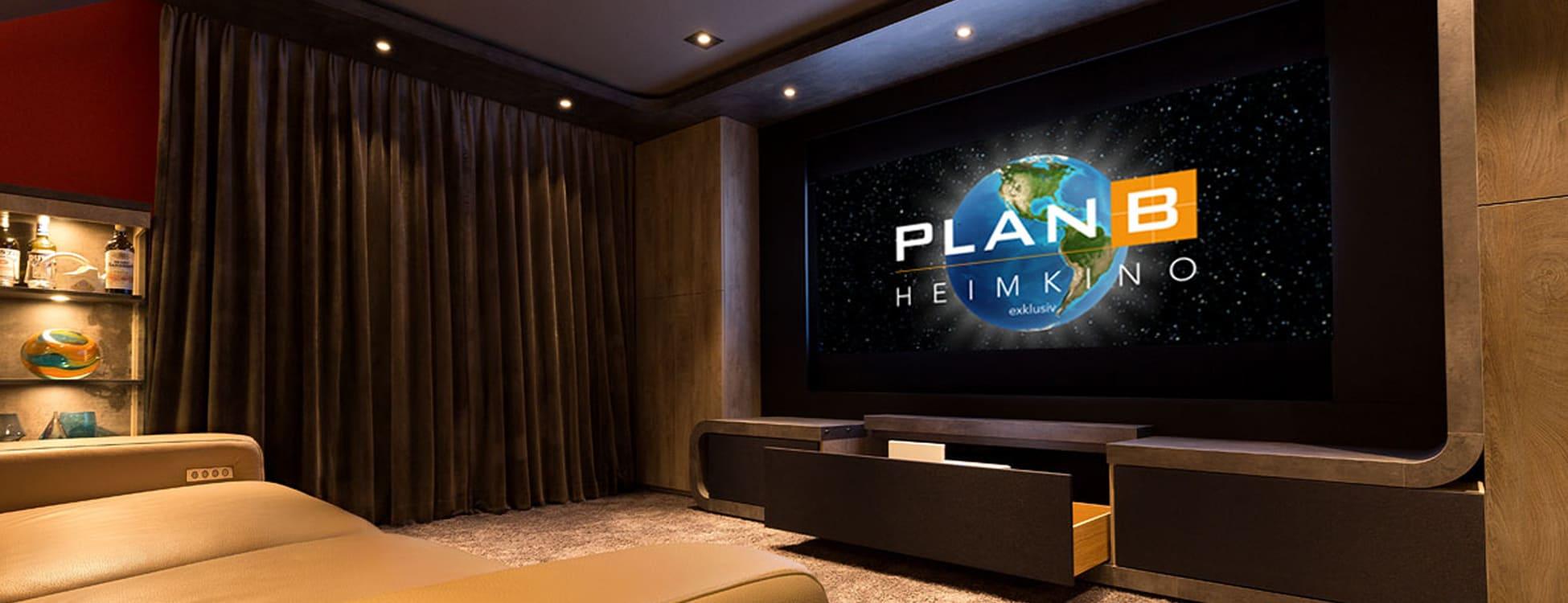 PlanB Heimkino Raumwandler
